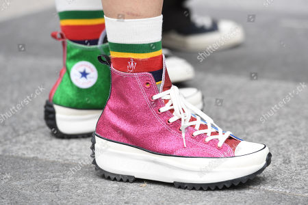 Street Style, shoe detail
