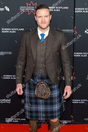 Editorial photo of 'Robert The Bruce' film premiere, Edinburgh International Film Festival, Scotland, UK - 23 Jun 2019