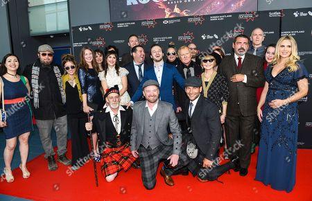 Lulu, Angus Macfadyen and cast
