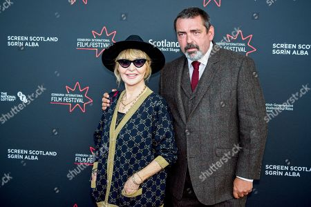 Lulu and Angus Macfadyen