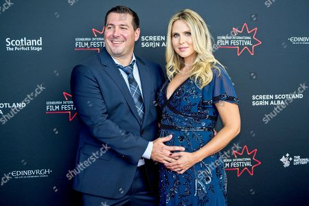 Stock Image of Mike Gillespie and Anna Hutchison