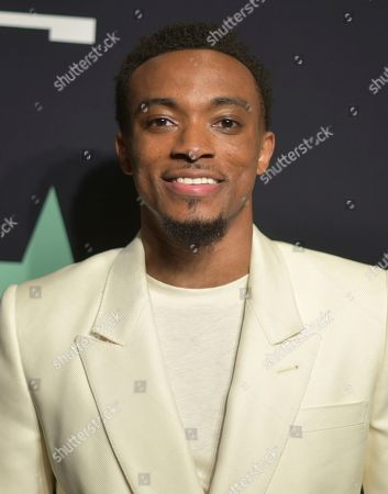 Editorial photo of 2019 BET Awards - Press Room, Los Angeles, USA - 23 Jun 2019