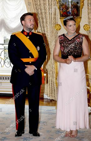 Princess Alexandra, Prince Sebastian