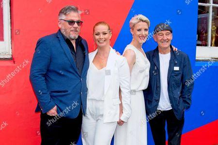 Editorial photo of Scottish Talent photocall, Edinburgh International Film Festival, Scotland, UK - 23 Jun 2019