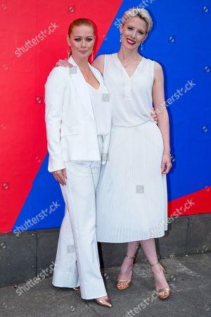 Editorial picture of Scottish Talent photocall, Edinburgh International Film Festival, Scotland, UK - 23 Jun 2019