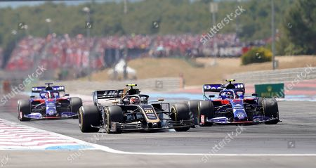 Editorial photo of French Formula One Grand Prix, Le Castellet, France - 23 Jun 2019