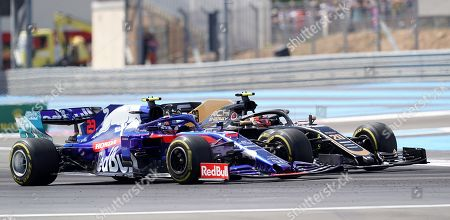 Editorial image of French Formula One Grand Prix, Le Castellet, France - 23 Jun 2019