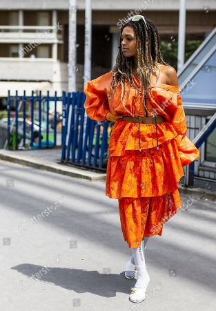 Stock Photo of Selah Louise Marley Street Style