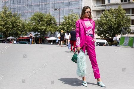 Valentina Ferrer Street Style
