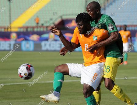 Ivory Coast v South Africa