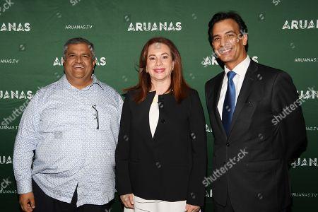 Satya S. Tripathi, Maria Fernanda Espinosa Garces and Craig Mojhiber