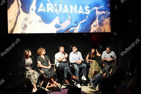 Estela Renner, Felicity von Suck, Joao Tripathi, Sergio Valente, Tais Araujo, Marcus Vinicius Ribeiro
