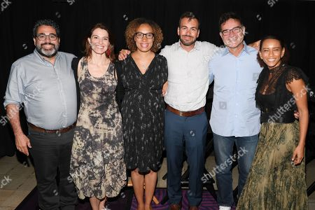 Editorial picture of 'Aruanas' TV show premiere, Angelika Theater, New York, USA - 24 Jun 2019