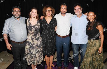 Marcus Vinicius Ribeiro, Estela Renner, Felicity von Suck, Joao Tripathi, Sergio Valente, Tais Araujo