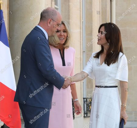 Princess Mary visits Paris