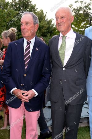 Editorial picture of Serpentine Gallery Summer Party, Kensington Gardens, London, UK - 25 Jun 2019