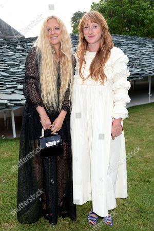 Hannah Weiland and Molly Goddard