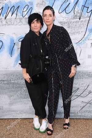 Sharleen Spiteri and Mary McCartney