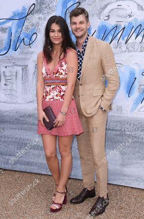 Sarah Tarleton and Jim Chapman