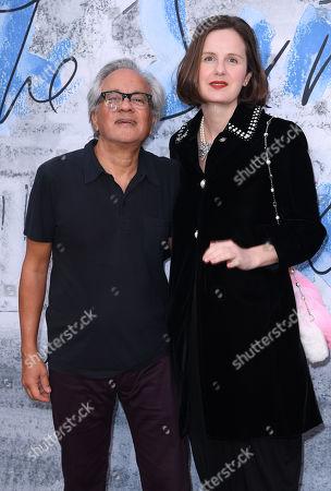 Editorial picture of Serpentine Gallery Summer Party, Kensington Gardens, London, UK - 25 Jun 2019