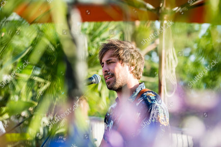 Max Giesinger during the charity summer party 'Ein Herz fuer Kinder' (A Heart for Children) in Berlin, Germany, 24 June 2019. The organization collected donations for children's charity organizations in Germany and the whole world.