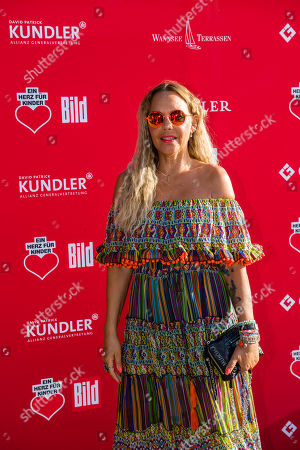 Editorial image of A Heart for Children summer party in Berlin, Germany - 24 Jun 2019