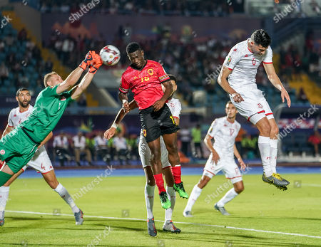 Editorial picture of Tunisia v Angola - African Cup of Nations, Suez, Egypt - 24 Jun 2019