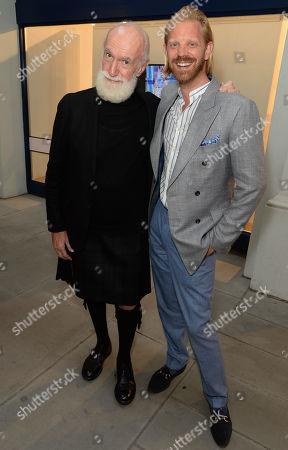 David Gant and Alistair Guy