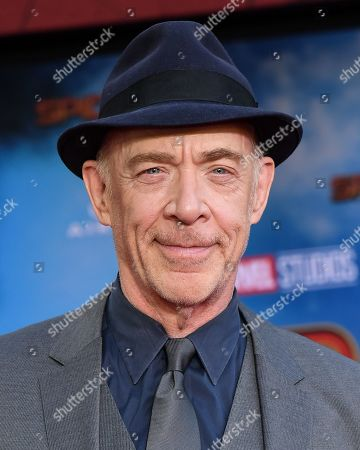 Stock Picture of JK Simmons