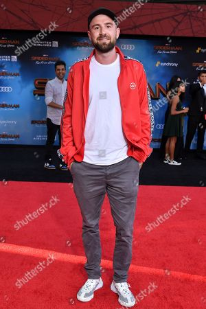 Editorial image of 'Spider-Man: Far From Home' film premiere, Arrivals, TCL Chinese Theatre, Los Angeles, USA - 26 Jun 2019