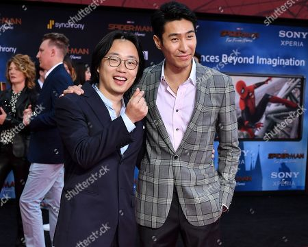 Jimmy O. Yang and Chris Pang