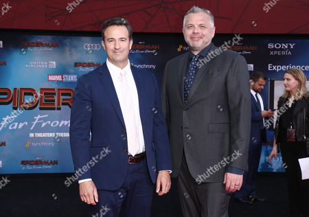 Stock Picture of Chris McKenna and Erick Sommers
