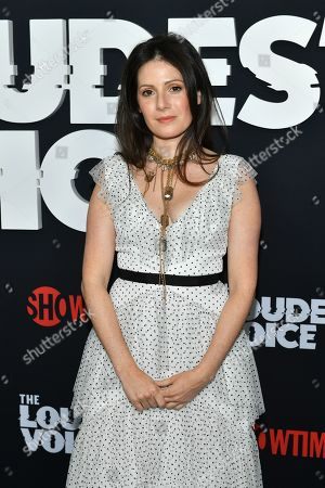 Editorial photo of 'The Loudest Voice' TV show premiere, Arrivals, The Paris Theater, New York, USA - 24 Jun 2019