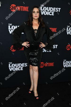 Editorial image of 'The Loudest Voice' TV show premiere, Arrivals, The Paris Theater, New York, USA - 24 Jun 2019