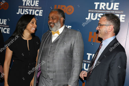 """Editorial picture of HBO Documentary Films Presents the New York Premiere of """"TRUE JUSTICE: BRYAN STEVENSON'S FIGHT FOR EQUALITY"""", New York, USA - 24 Jun 2019"""