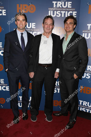 """Editorial photo of HBO Documentary Films Presents the New York Premiere of """"TRUE JUSTICE: BRYAN STEVENSON'S FIGHT FOR EQUALITY"""", New York, USA - 24 Jun 2019"""