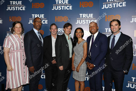 """Editorial image of HBO Documentary Films Presents the New York Premiere of """"TRUE JUSTICE: BRYAN STEVENSON'S FIGHT FOR EQUALITY"""", New York, USA - 24 Jun 2019"""