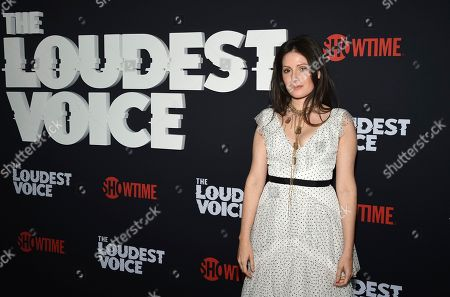 "Editorial image of NY Premiere of ShowTime's ""The Loudest Voice"", New York, USA - 24 Jun 2019"