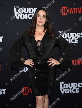 """Editorial picture of NY Premiere of ShowTime's """"The Loudest Voice"""", New York, USA - 24 Jun 2019"""