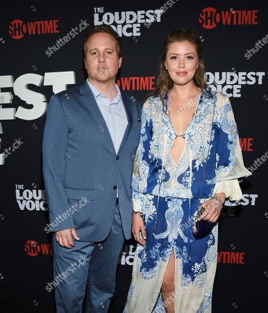 "Editorial photo of NY Premiere of ShowTime's ""The Loudest Voice"", New York, USA - 24 Jun 2019"