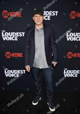 "Simon McBurney attends the premiere of the ShowTime limited series ""The Loudest Voice"" at the Paris Theatre, in New York"