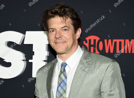 "Jason Blum attends the premiere of the ShowTime limited series ""The Loudest Voice"" at the Paris Theatre, in New York"