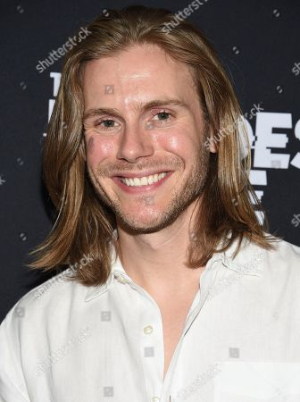 """Zach Booth attends the premiere of the ShowTime limited series """"The Loudest Voice"""" at the Paris Theatre, in New York"""