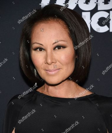 "Stock Image of Alina Cho attends the premiere of the ShowTime limited series ""The Loudest Voice"" at the Paris Theatre, in New York"