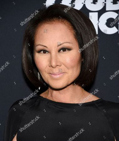 "Alina Cho attends the premiere of the ShowTime limited series ""The Loudest Voice"" at the Paris Theatre, in New York"