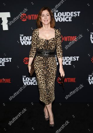 "Dana Delany attends the premiere of the ShowTime limited series ""The Loudest Voice,"" at the Paris Theatre, in New York"