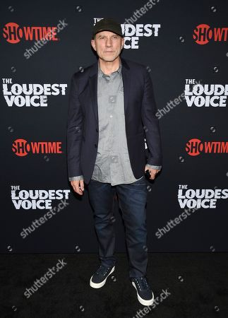 "Simon McBurney attends the premiere of the ShowTime limited series ""The Loudest Voice,"" at the Paris Theatre, in New York"