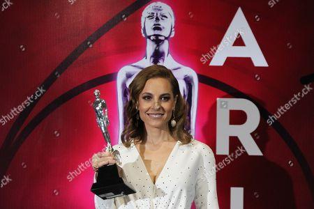 Editorial photo of Ariel Awards in Mexico City - 24 Jun 2019