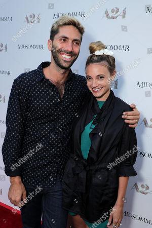 Nev Schulman, Laura Perlongo