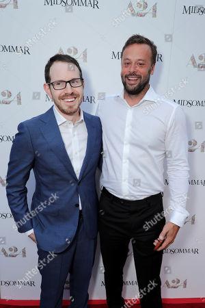 Ari Aster, Director/Writer, Lars Knudsen, Producer,